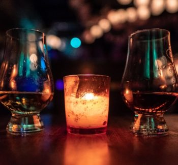 Two Glasses of Scotch